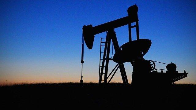 lien entre l'or et le pétrole