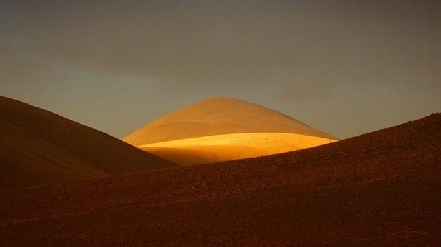 montagne d'or